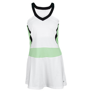 BOLLE WOMENS MOJITO TENNIS DRESS WHITE