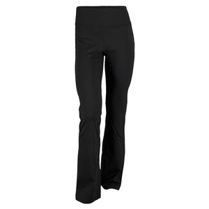 POLO RALPH LAUREN WOMENS SUPPLEX PERFORM TENNIS PANT BK