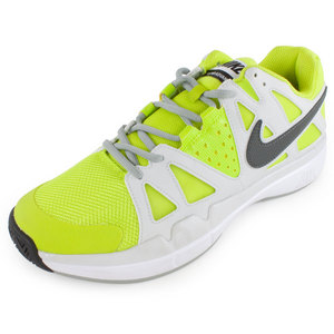 NIKE MENS AIR VAPOR ADVANT TNS SHOES V GN/GY