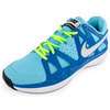 NIKE Men`s Air Vapor Advantage Tennis Shoes Polarized Blue and Military Blue