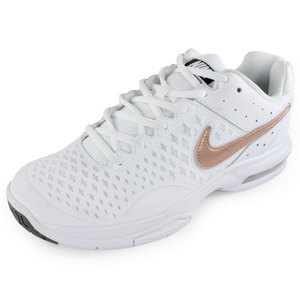 NIKE WOMENS AIR CAGE ADV SHOES WH/ANTHRA