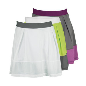 NIKE WOMENS DRI-FIT KNIT TENNIS SKIRT