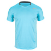 NIKE Men`s Premier Rafa Tennis Crew Polarized Blue