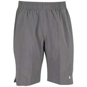 NIKE MENS 2-IN-1 10 IN TNS SHORT MED BASE GY