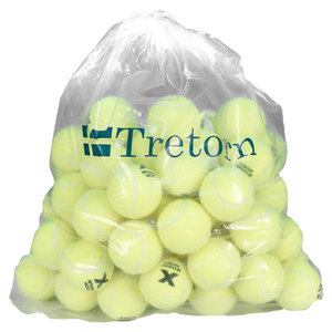 Micro X Tennis Ball Yellow 72 Count