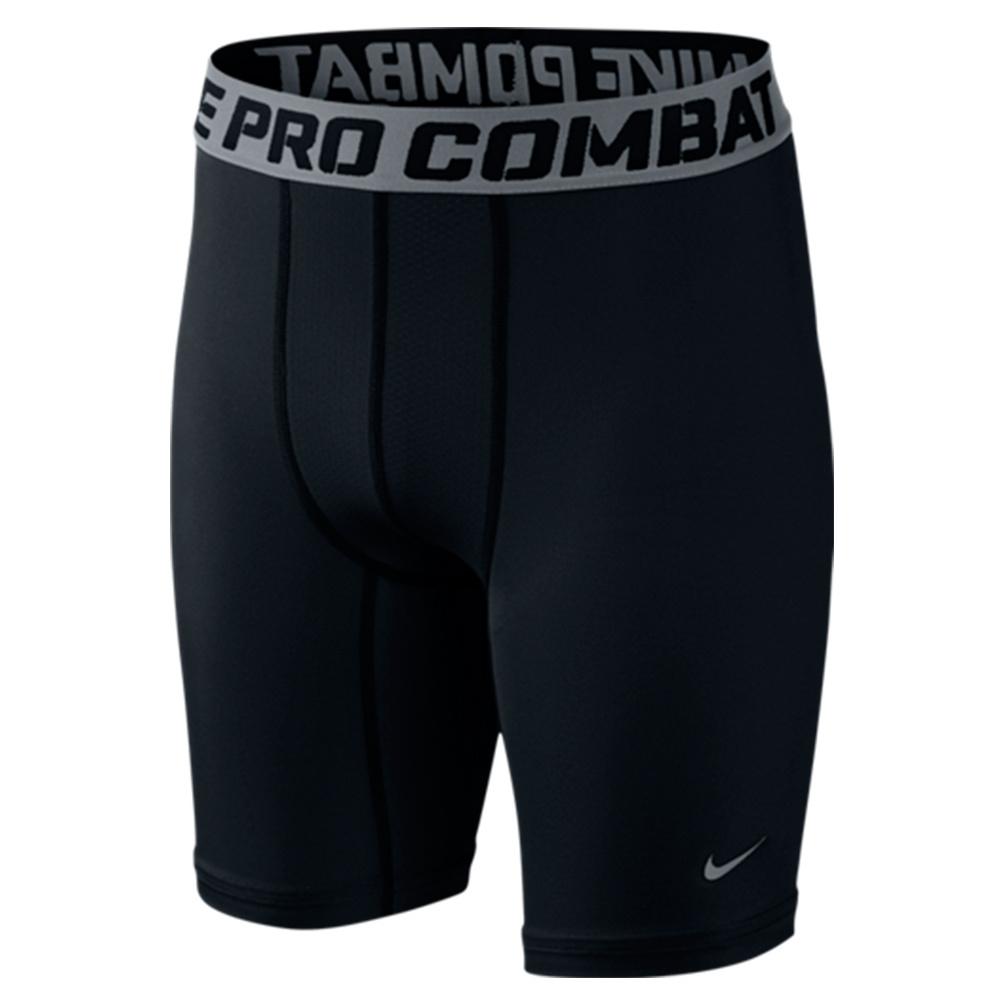 Boys` Pro Combat Core Compression Short