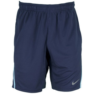 NIKE MENS POWER 9IN TENNIS SHORT MDNGHT NAVY