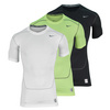 NIKE Men`s Core Compression Short Sleeve Top 2.0