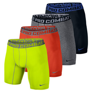 NIKE MENS CORE COMPRESSION 6 IN SHORT 2.0