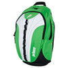 Victory Tennis Backpack Green and White by PRINCE