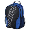 Racq Pack Lite Tennis Backpack Black and Royal by PRINCE