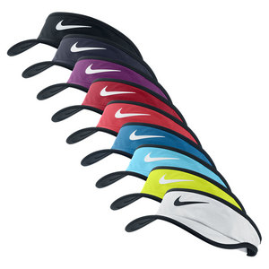 NIKE YOUNG ATHLETES FEATHERLT TENNIS VISOR