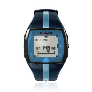 POLAR FT4M WATCH BLUE