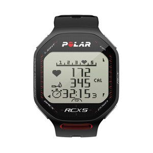 POLAR RCX5 G5 WATCH BLACK