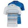 WILSON Men`s Specialist Chest Stripe Tennis Crew