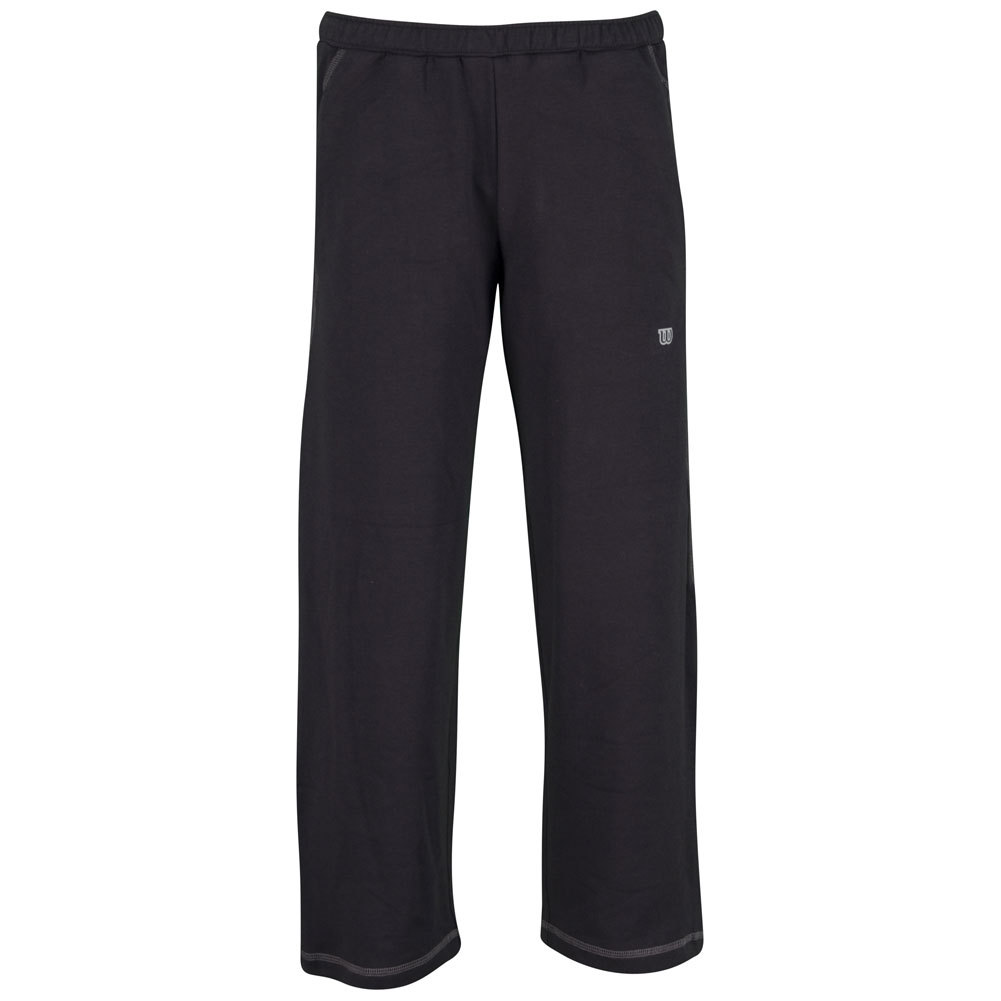 Boys` Knit Tennis Pant Black