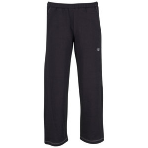 WILSON BOYS KNIT TENNIS PANT BLACK
