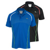 LACOSTE Men`s Ultra Dry Color Block Tennis Polo