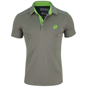 LOTTO MENS 1000 TENNIS POLO CINDER