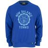 NEW BALANCE Men`s Bookstore Tennis Crew Cobalt