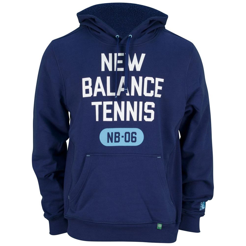 Men's Muni Tennis Hoody Techtonic Blue
