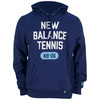 NEW BALANCE Men`s Muni Tennis Hoody Techtonic Blue