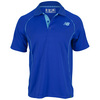 NEW BALANCE Men`s Baseline Tennis Polo Cobalt