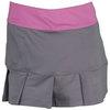 BOLLE Women`s Mai Tai 14 Inch Pleated Tennis Skort Ash Fuchsia