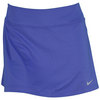 NIKE Women`s Straight Knit 13 Inch Tennis Skirt Violet Force