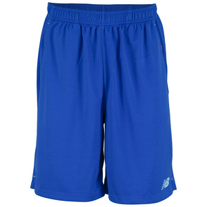 NEW BALANCE MENS BASELINE TENNIS SHORT COBALT