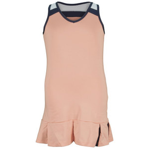 TAIL GIRLS PALMETTO DUNES TENNIS DRESS PAPAYA