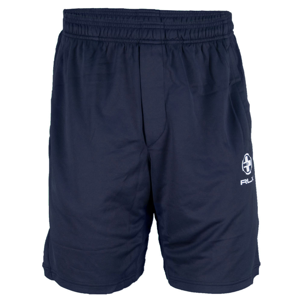 Men's Soft Touch Tennis Short French Navy