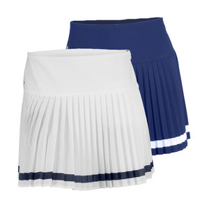 LACOSTE WOMENS TECHNICAL PLEATED TENNIS SKORT