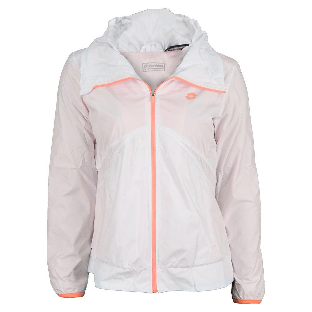 Women's Nixia Tennis Jacket White