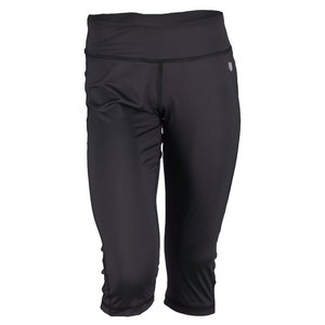 ELEVEN WOMENS POWER TENNIS CAPRI BLACK