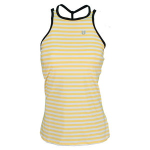 ELEVEN WOMENS OVER RULED TENNIS TANK FREESIA ST