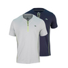 LACOSTE Men`s Ultra Dry Textured Tennis Tee