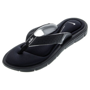Women`s Nike Comfort Thong Black