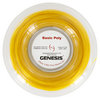 Basic Poly Tennis String Reel Gold by GENESIS
