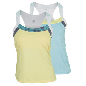 TAIL WOMENS OCEANFRONT SPLASH SHELBY TNS TANK