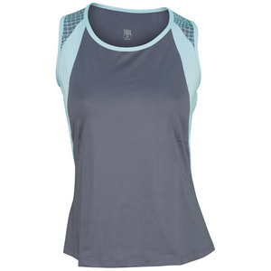 TAIL WOMENS OCEAN SPL BRITTANY TNS TANK ER GY