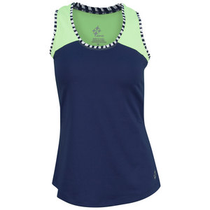 JOFIT WOMENS KONA INGRID TENNIS TANK BL DEPTH