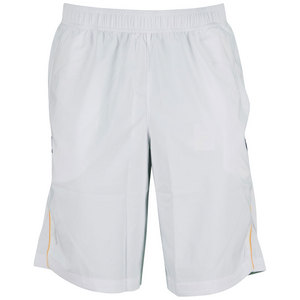 adidas MENS RG ON COURT BERMUDA SHORT WHITE
