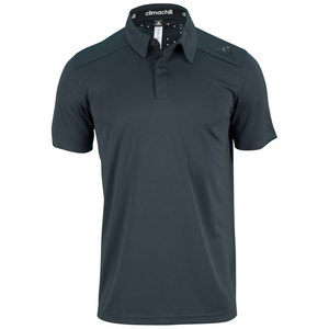 adidas MENS ALL PREM CLIMA CHILL POLO NT SHADE