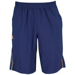 adidas MENS RG ON COURT BERMUDA SHORT NT BLUE
