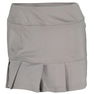 BOLLE WOMENS MANHATTAN 14 PLEAT SKORT TAUPE