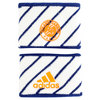 Roland Garros Small Tennis Wristband White by ADIDAS