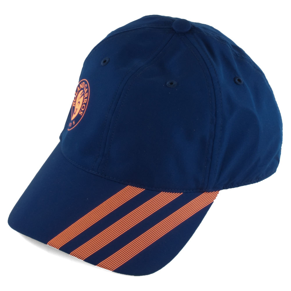 Roland Garros Tennis Cap Night Blue