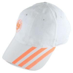 adidas ROLAND GARROS TENNIS CAP WHITE