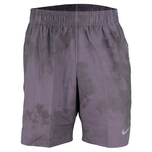 NIKE MENS GLADIATOR TENNIS SHORT BRIGHT GRAPE